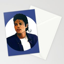 The Way You Make Me Feel Stationery Cards
