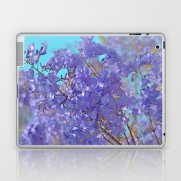 Purple and Blue Party! Laptop & iPad Skin