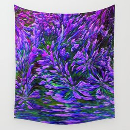 Flowers Are A Gift From God Wall Tapestry