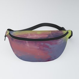 Abstract pattern 151 Fanny Pack