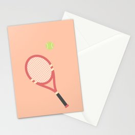#19 Tennis Stationery Cards