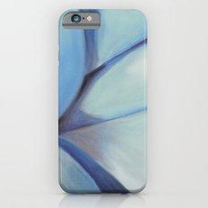 Blue Ribbon - Pastel Illustration iPhone 6s Slim Case