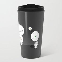 On a scale from 1 to 10 Travel Mug