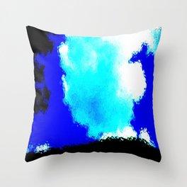 Clove Hollow Throw Pillow