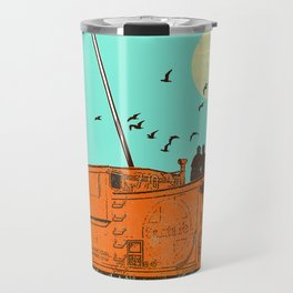 MOON CABOOSE Travel Mug