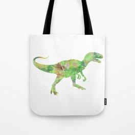 Dinosaur (Allosaurus) Tote Bag