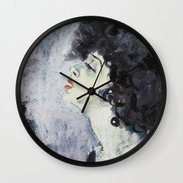 Poster-Kees van Dongen-Singer. Wall Clock