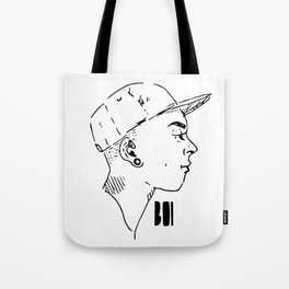 I AM A BOI Tote Bag