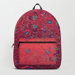 FOLK PATTERN #society6 Backpack