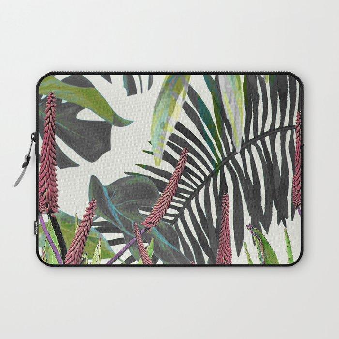 Watercolor Plants II Laptop Sleeve