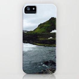 Icelandic River iPhone Case