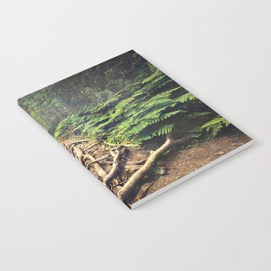 Misty Rainforest Notebook