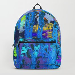 Peeking Through The Pursuit of Happiness a Mesmerizing Experience by annmariescreations Backpack