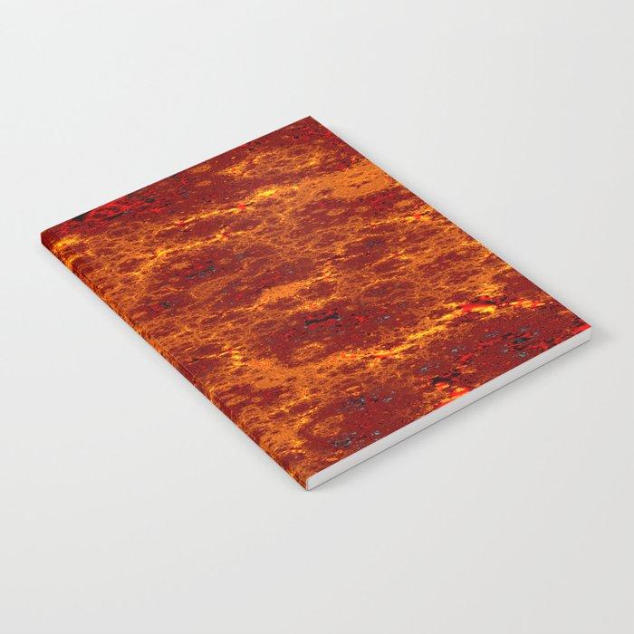 fine desert structures Notebook