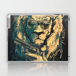 Lion is always Cool Laptop & iPad Skin
