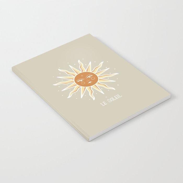 Le Soleil Notebook