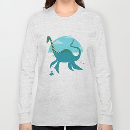 "Loch""Ness"" Monster Long Sleeve T-shirt"