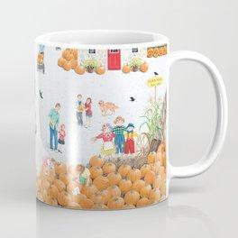 The Harvest Moon Coffee Mug