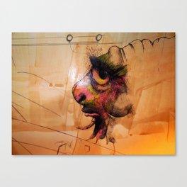 Mino Canvas Print