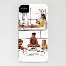 moonrise kingdom Slim Case iPhone (4, 4s)
