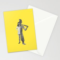 Future Primitive I Stationery Cards