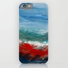 By the Angry Seashore iPhone 6s Slim Case