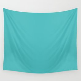 Teal Wall Tapestry
