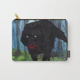 The Big Bad Wolf Carry-All Pouch