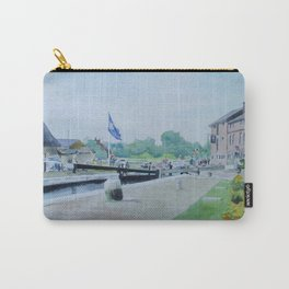 Stoke Bruerne Carry-All Pouch