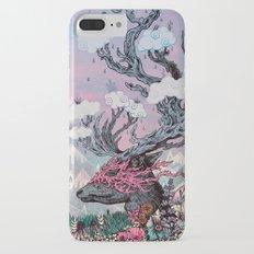 Journeying Spirit (deer) sunset iPhone 7 Plus Slim Case