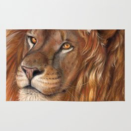 Lion- the King Rug
