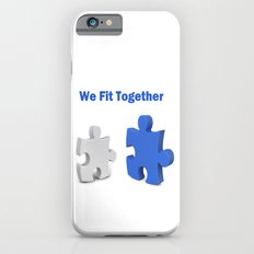 We Fit Together Slim Case iPhone 6s