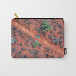 The Australian Outback Roads  Carry-All Pouch