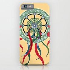 Mandala with Ribbons iPhone 6s Slim Case