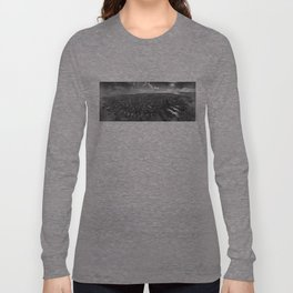 Vintage San Francisco Panoramic Photograph (1902) Long Sleeve T-shirt