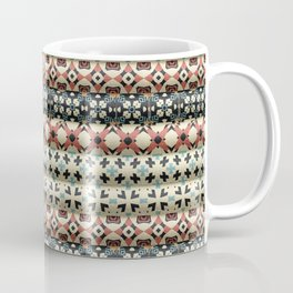 South-Western Native Patterns Designer Coffee Mug