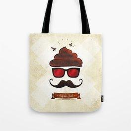 Hipster Hat Tote Bag