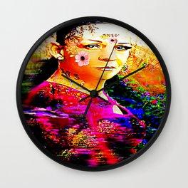 Botanic Candy 05 Wall Clock