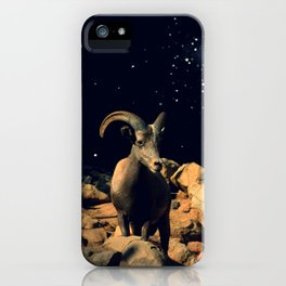 Space Sheep iPhone Case