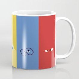 Inside Out Minimal Coffee Mug