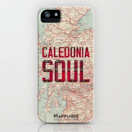 Caledonia Soul iPhone Case