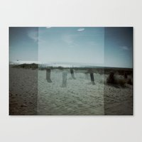 cape cod Canvas Prints featuring Cape Cod by LG Design
