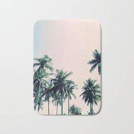 palm vintage °2 Bath Mat