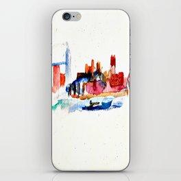 Zenith City iPhone Skin