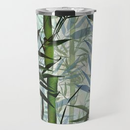 Bamboo forest Travel Mug