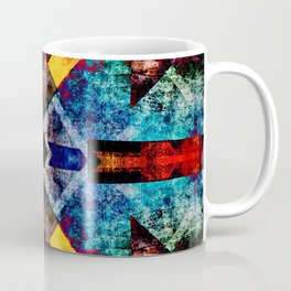 Bright southwestern pattern design Coffee Mug