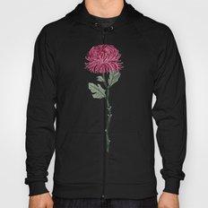 Pink Chrysanthemum Hoody
