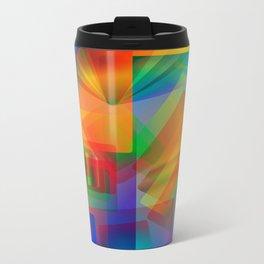 Alluvial Fan Travel Mug