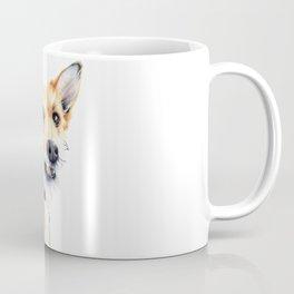 Kelpie Lily Coffee Mug