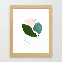 We Talk Softly Framed Art Print